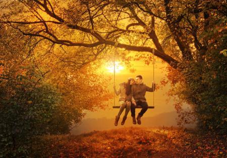 стихи о поздней осени и любви