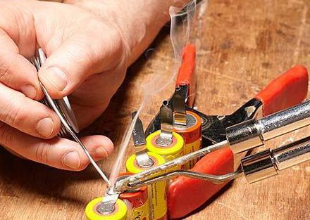 как восстановить аккумулятор шуруповерта макита