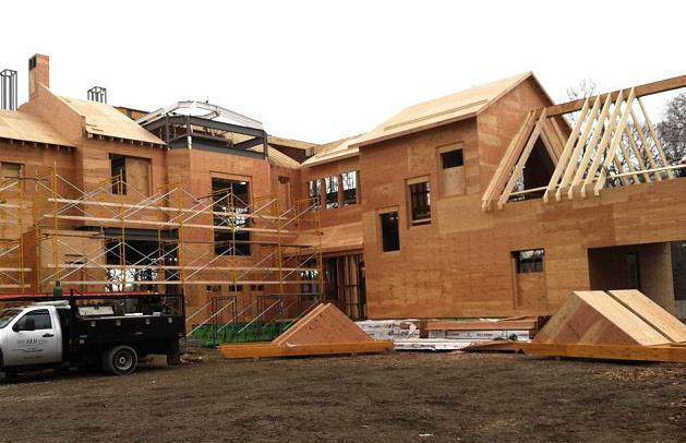 Технология строительства каркасного дома своими руками