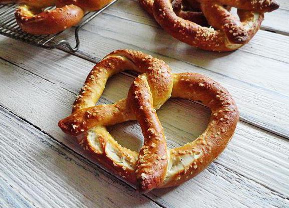 рецепт приготовления баварского брецеля