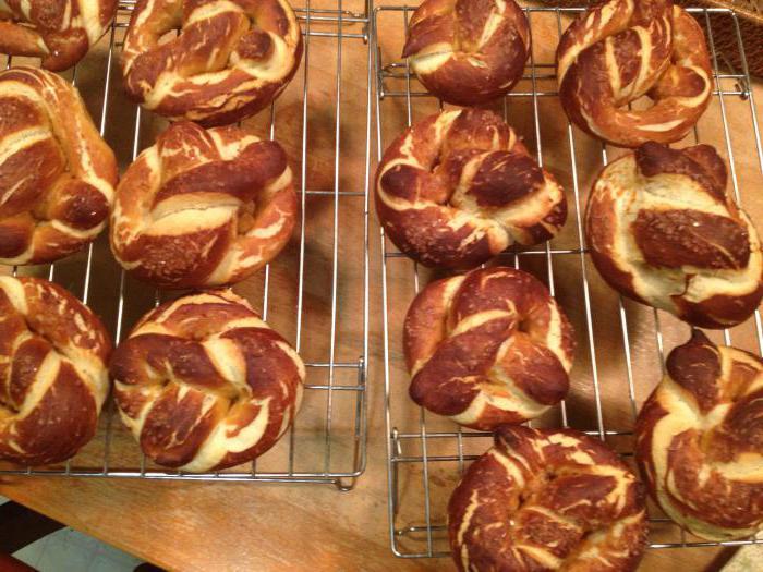 баварский брецель рецепт