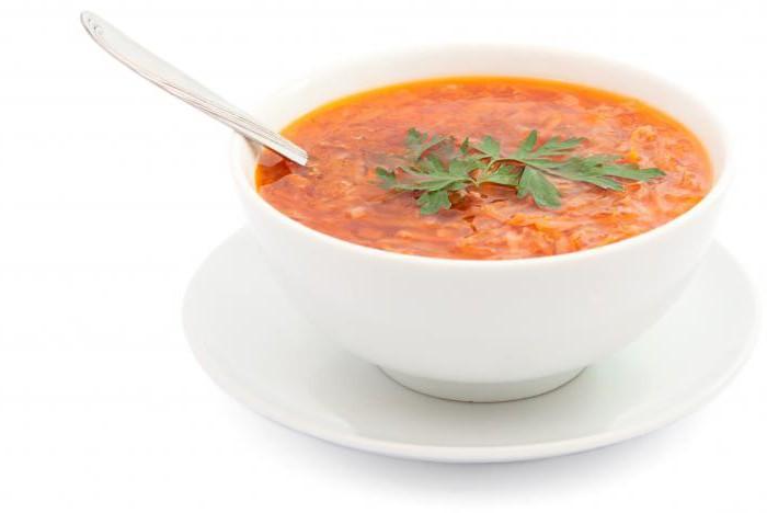 супы для похудения которые сжигают