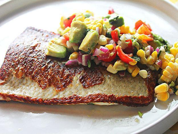 рыба навага как приготовить вкусно