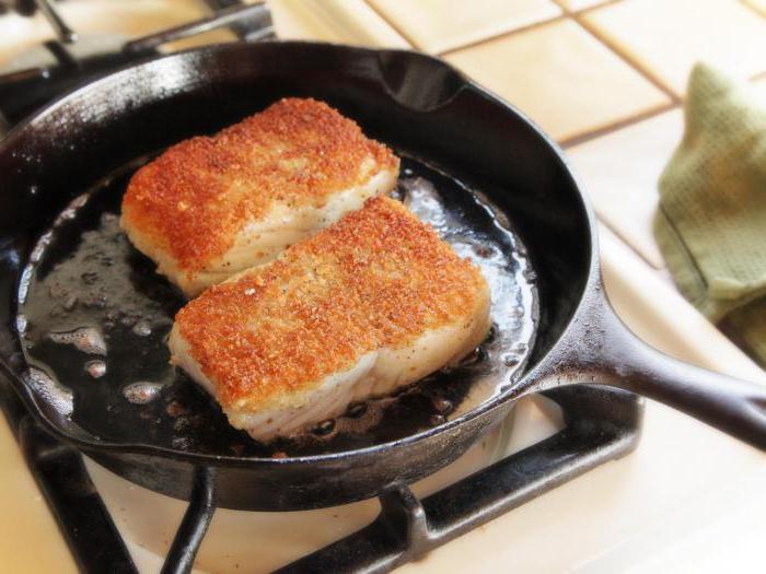 как приготовить вкусную рыбу на сковороде