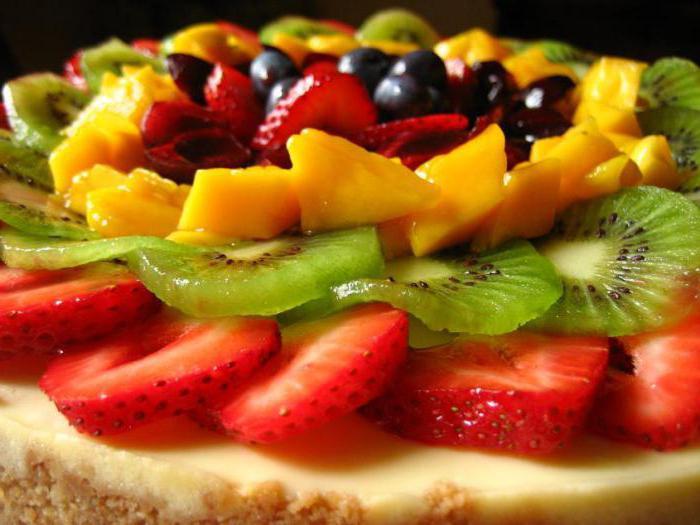торт с желатином без выпечки