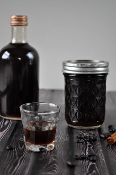 кофейный ликер из водки