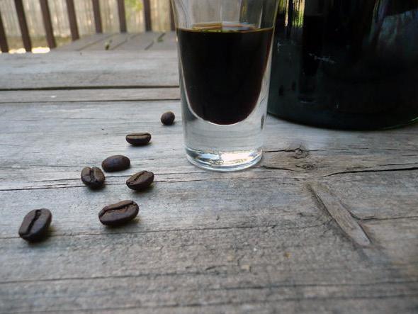 кофейный ликер рецепт в домашних условиях