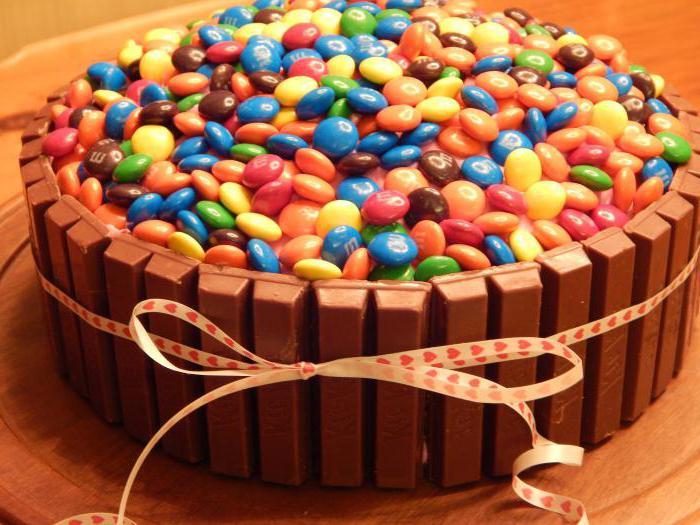Торт с ммдемс картинки