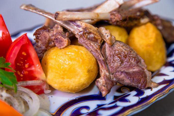 Домашняя еда на вторые блюда