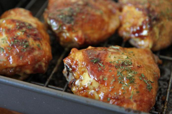 фаршированные куриные бедра без кости рецепт