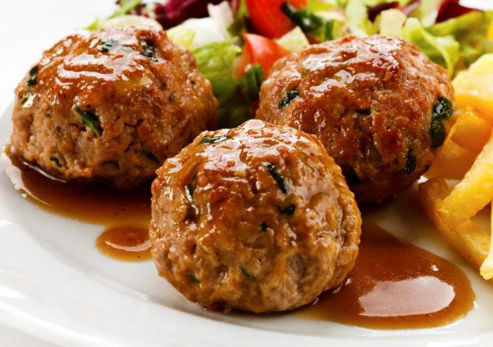 Мясные ежики в соусе рецепт с фото