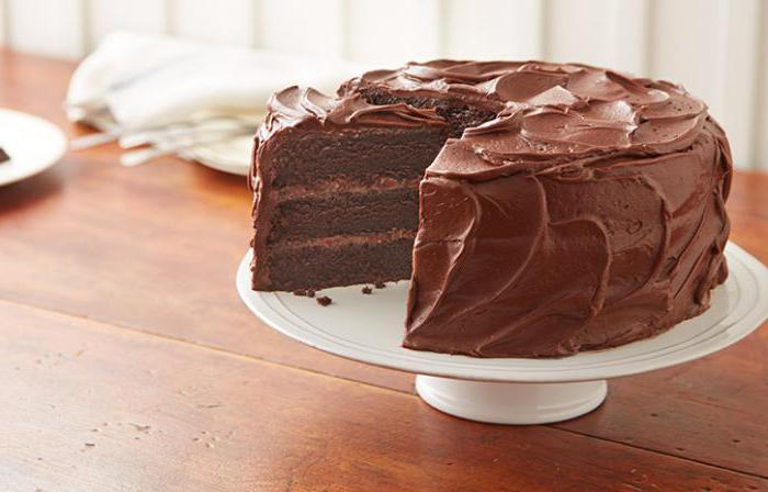 Как приготовить шоколадный бисквит для торта?