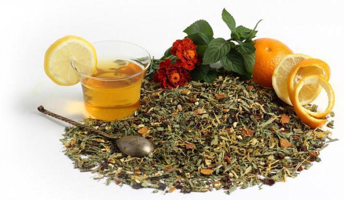 какой чай пить в бане для похудения
