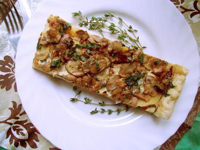пироги солеными грибами рецепты фото