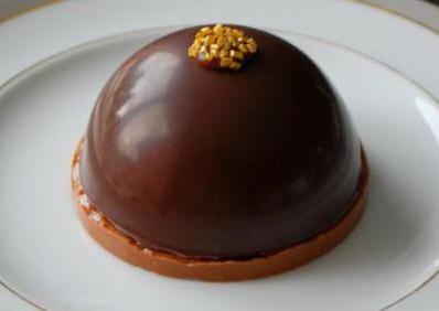 муссовые пирожные рецепт