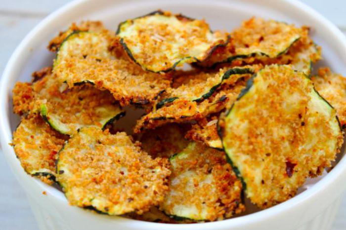 рецепт вкусных чипсов в духовке