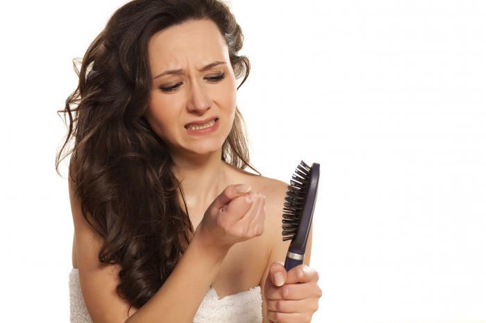 Выпадение волос после беременности какие витамины пить