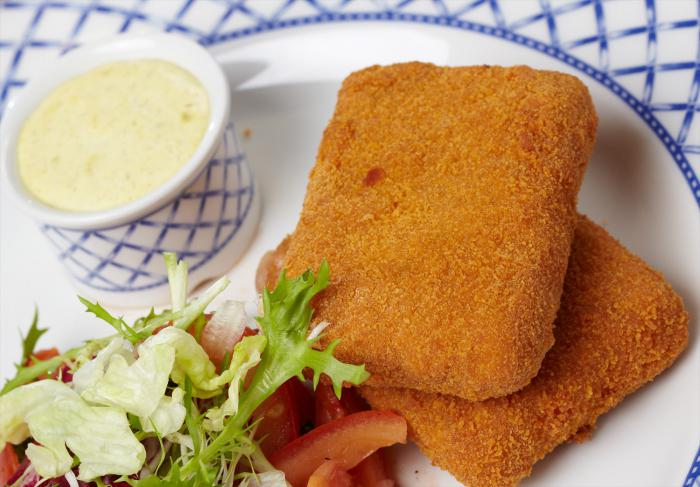 Рецепты блюд из рыбного фарша