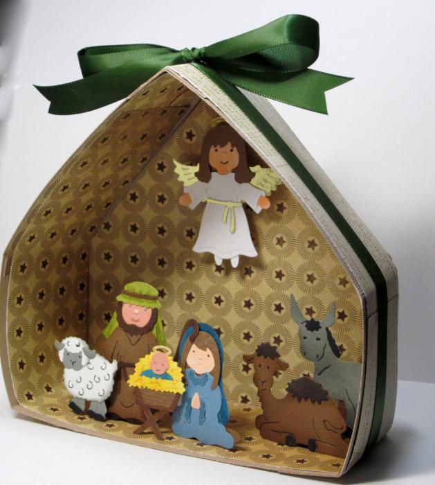 Рождественский подарок своими руками для детей 36