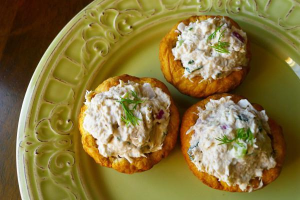 Салат з тунцем рецепт