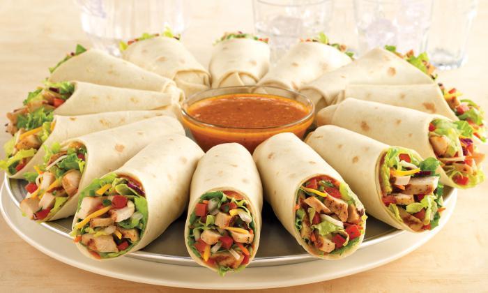 Мексиканская лепешка тортилья рецепт с фото