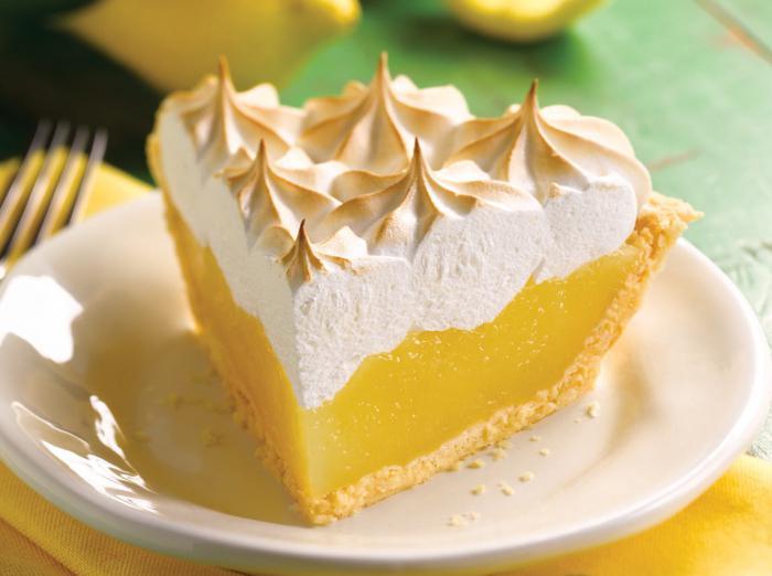 лимонник (пирог с лимоном)
