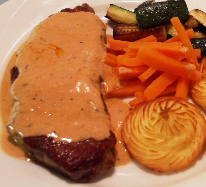 подливы из мяса рецепт