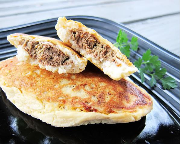 Цеппелины (зразы картофельные), пошаговый рецепт с фото