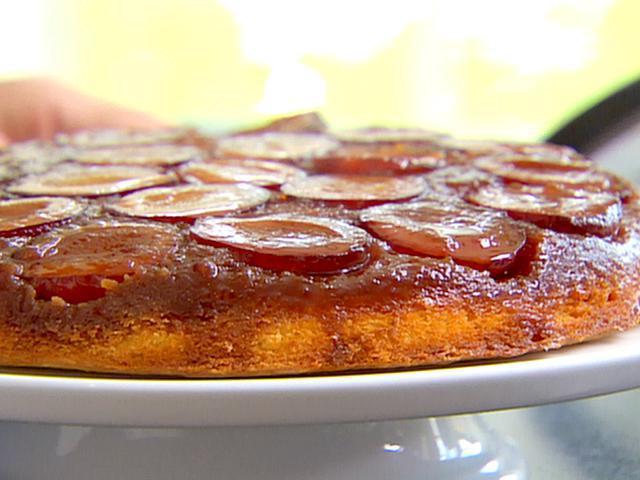 пирог из сливы рецепт в мультиварке