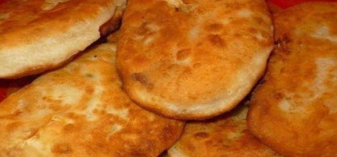 пирожки с брусникой рецепт
