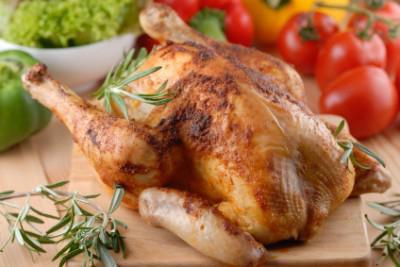 как приготовить курицу вкусно и необычно целую