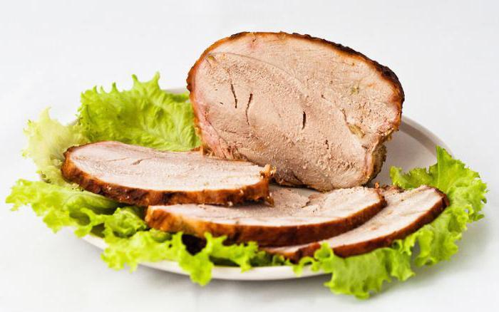 приготовление буженины из свинины в домашних условиях