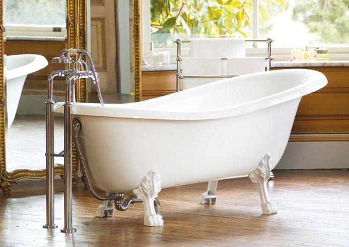Vasca Da Bagno Volume : Il volume di una vasca da bagno di serie
