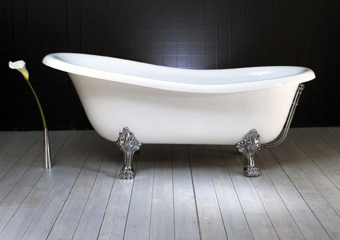 Vasca Da Bagno Bene Significativo : Il volume di una vasca da bagno di serie