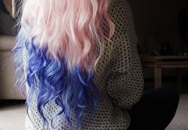 Покрась волосы в домашних условиях тоником 80