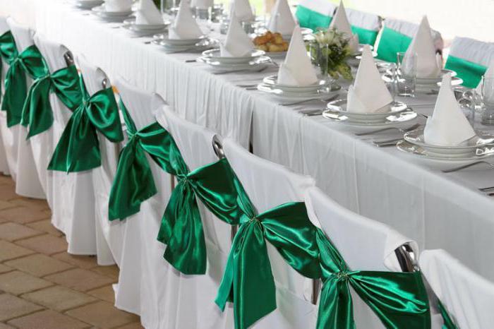 в свадебный фото цвете зал изумрудном