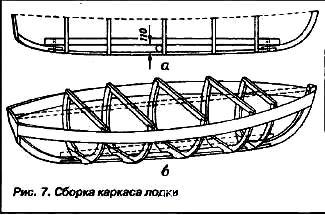 самодельные деревянные лодки