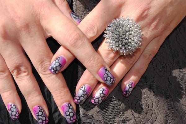 Гель-краска для ногтей и особенности его использования