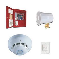 система пожарного оповещения