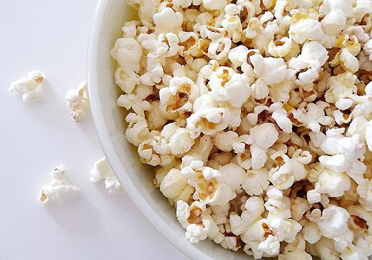 попкорн из обычной кукурузы