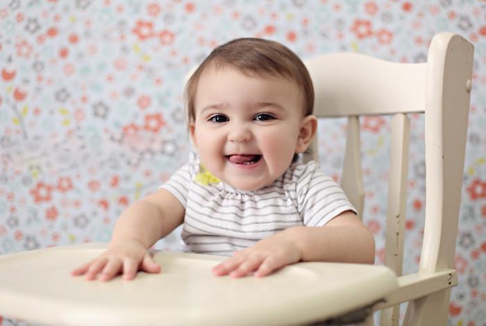вес ребенка в 1 год