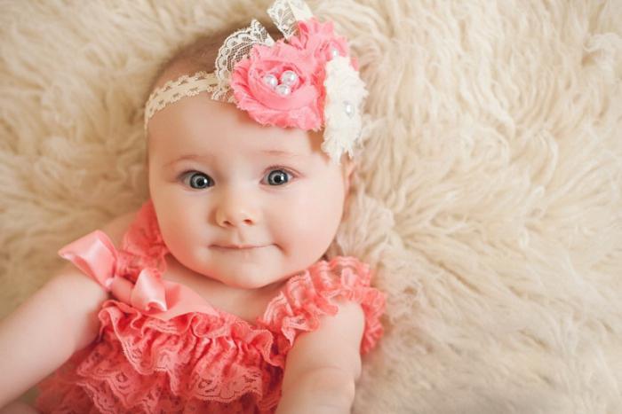 5 месяцев девочке картинка