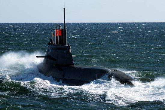 атомная субмарина