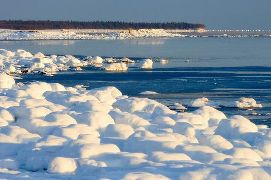 белое море ресурсы