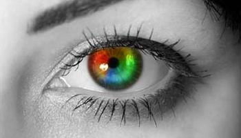 самый необычный цвет глаз