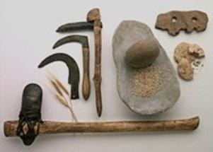 какие были древние орудия труда