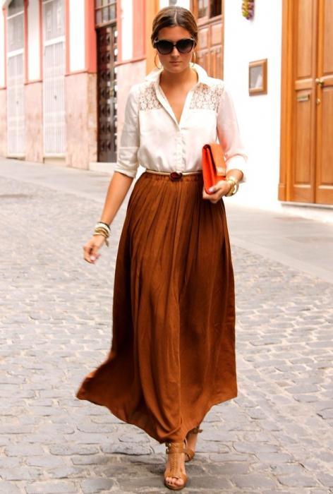 коричневый цвет фото