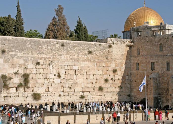 иерусалимские храмы