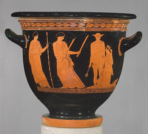 изобразительное искусство древней греции