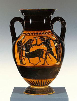 вазописи древней греции